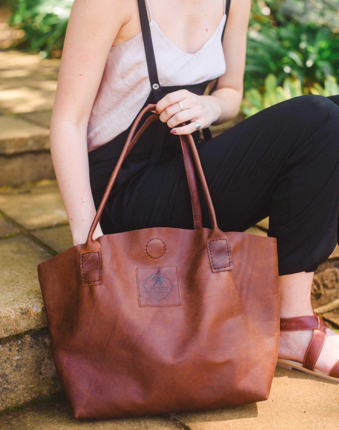 London Bag Chestnut