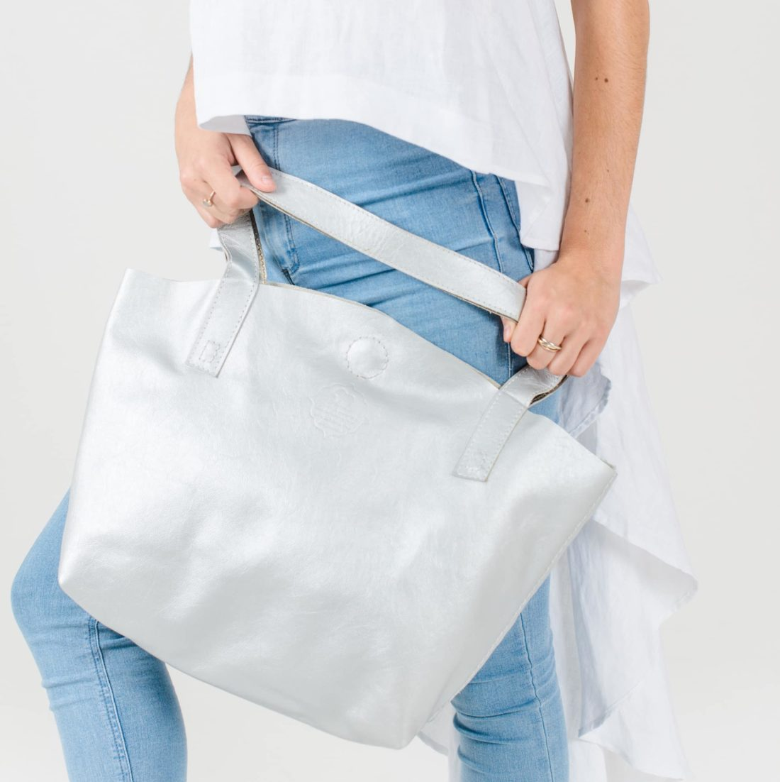 London Bag Silver