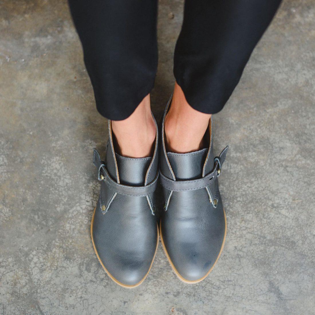 Madison Gunmetal Grey
